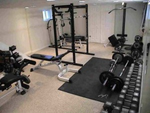 Cheap ways to create a home gym bareskin blog for How to create a home gym
